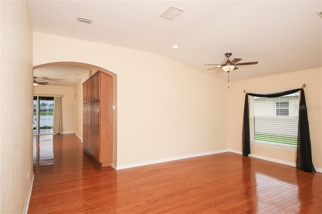 Formal dining room - Single Family Home for sale at 1556 Scarlett Ave, North Port, FL 34289 - MLS Number is C7433452