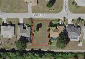 Southern rear exposure for great sun on the pool. Trees for privacy. - Vacant Land for sale at 307 Gold Tree, Punta Gorda, FL 33955 - MLS Number is C7400788