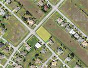 Aerial View - Vacant Land for sale at 7310 S Blue Sage, Punta Gorda, FL 33955 - MLS Number is C7421403