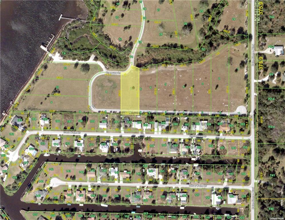 HOA DOCS - Vacant Land for sale at 28952 Gin Ln, Punta Gorda, FL