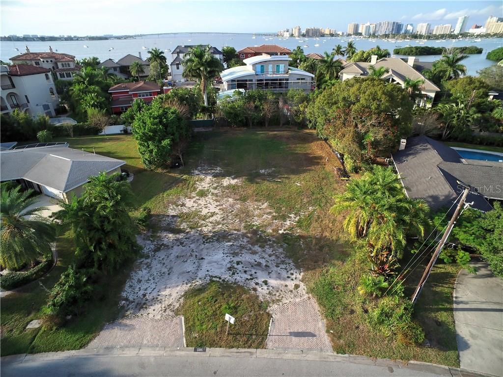 Terra / Lote para Venda às 1385 Harbor Dr 1385 Harbor Dr Sarasota, Florida,34239 Estados Unidos