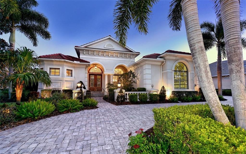 Casa para uma família para Venda às 12802 Deacons Pl 12802 Deacons Pl Lakewood Ranch, Florida,34202 Estados Unidos