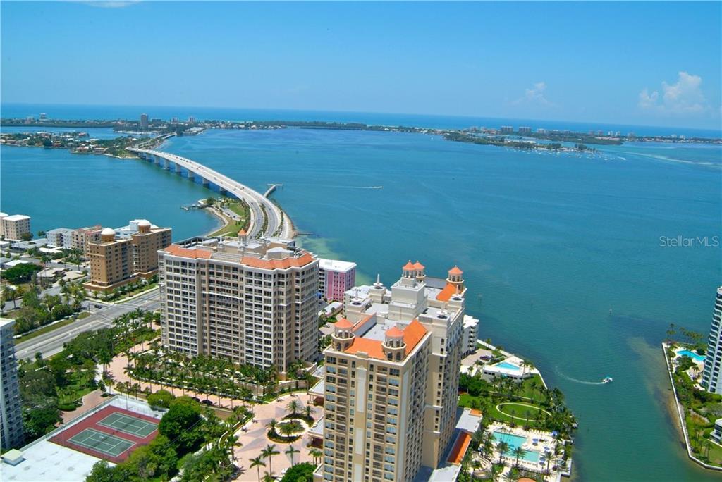 Appartement voor Verkoop een t 35 Watergate Dr #1206 35 Watergate Dr #1206 Sarasota, Florida,34236 Verenigde Staten