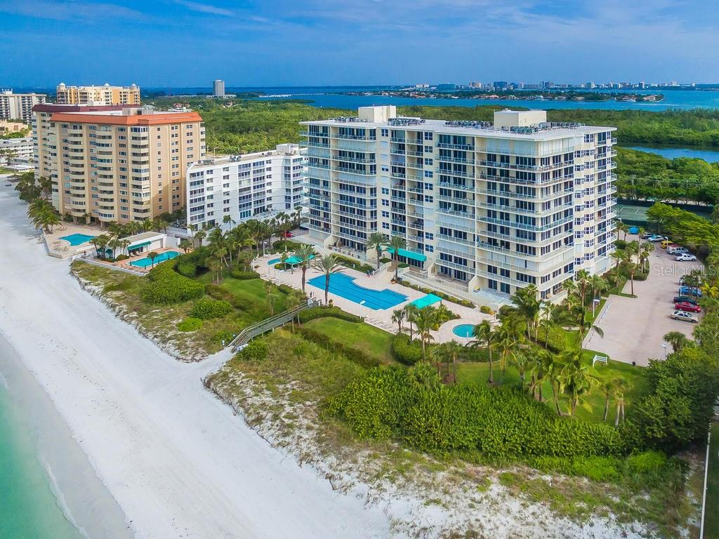 Condominium for Sale at 1800 Benjamin Franklin Dr #a202 Sarasota, Florida,34236 United States