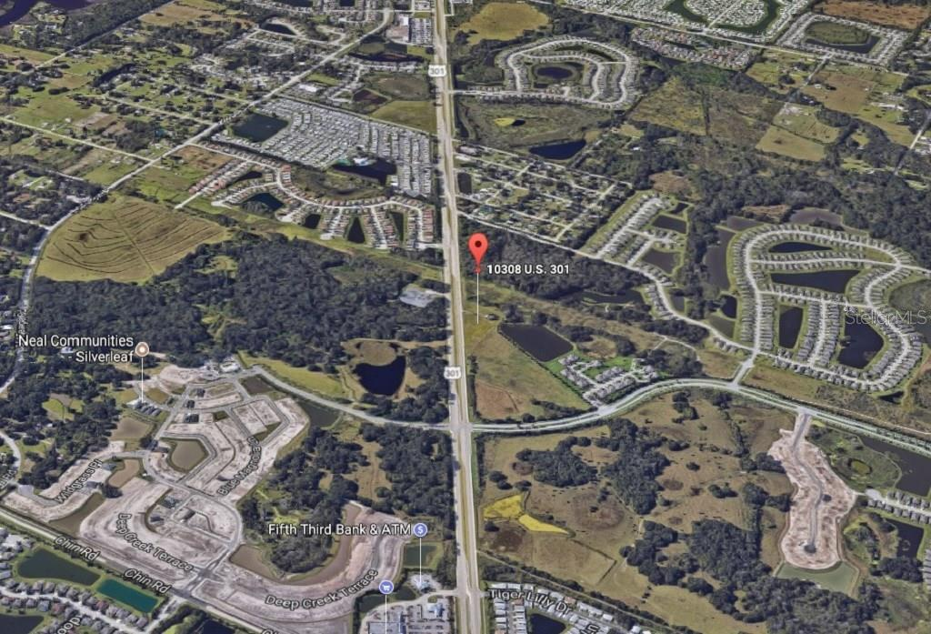 Vacant Land for sale at 10308 Us Highway 301 N, Parrish, FL 34219 - MLS Number is A4190664