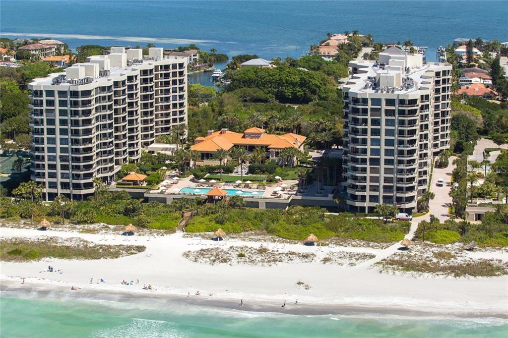 Appartement voor Verkoop een t 1241 Gulf Of Mexico Dr #405 1241 Gulf Of Mexico Dr #405 Longboat Key, Florida,34228 Verenigde Staten