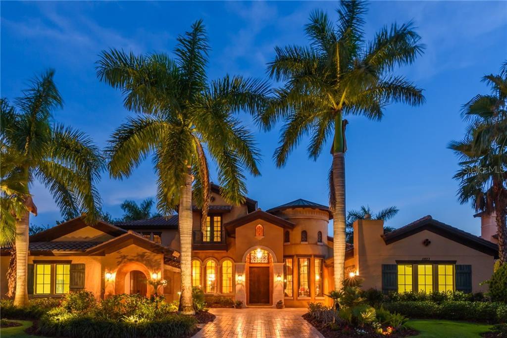 Частный дом для того Продажа на 11823 River Shores Trl 11823 River Shores Trl Parrish, Флорида,34219 Соединенные Штаты