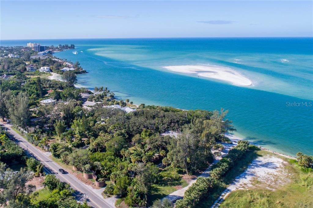 Maison unifamiliale pour l Vente à 4173 Shell Rd 4173 Shell Rd Sarasota, Florida,34242 États-Unis