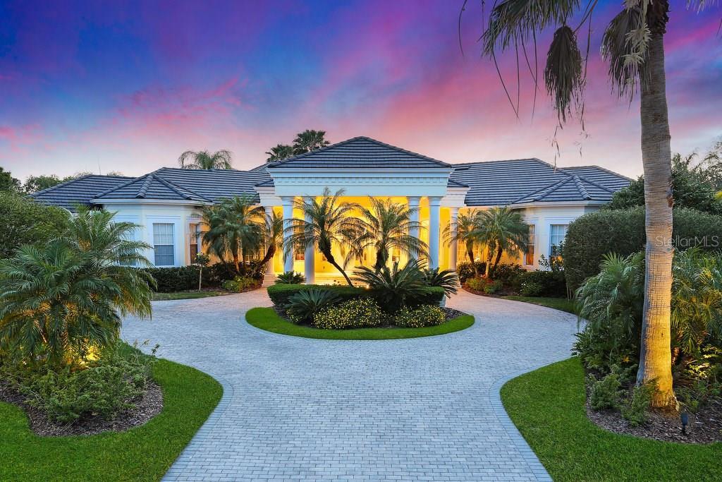 Maison unifamiliale pour l Vente à 7332 Chelsea Ct 7332 Chelsea Ct University Park, Florida,34201 États-Unis