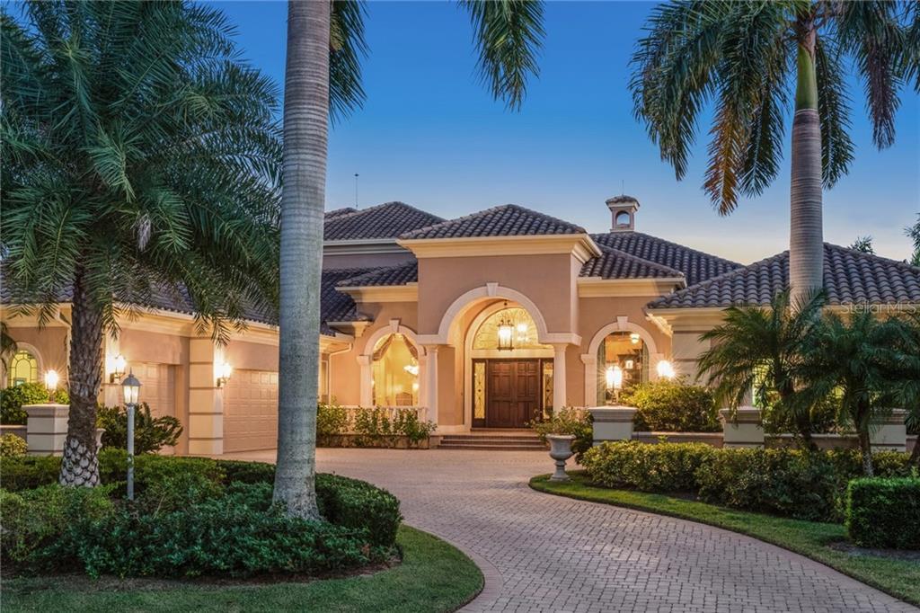 獨棟家庭住宅 為 出售 在 7320 Barclay Ct 7320 Barclay Ct University Park, 佛羅里達州,34201 美國
