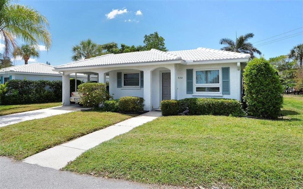 Seller's Property Disclosure - Condo for sale at 524 Spanish Dr #125, Longboat Key, FL 34228 - MLS Number is A4201737