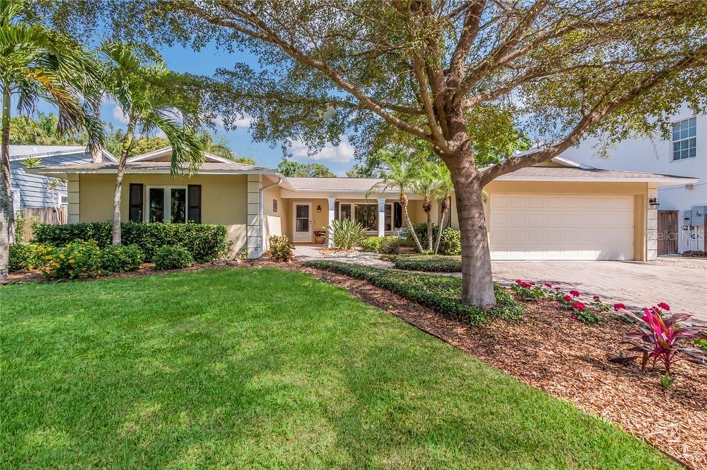 Eensgezinswoning voor Verkoop een t 1761 Irving St 1761 Irving St Sarasota, Florida,34236 Verenigde Staten