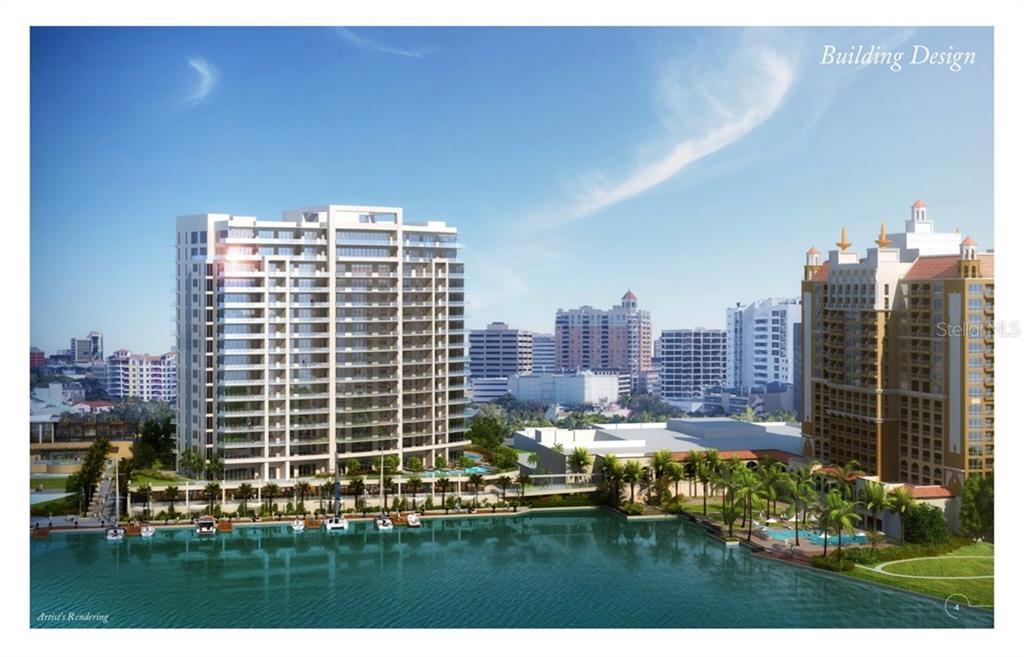 Eensgezinswoning voor Verkoop een t 100 Ritz-Carlton Cir #ph1902 100 Ritz-Carlton Cir #ph1902 Sarasota, Florida,34236 Verenigde Staten