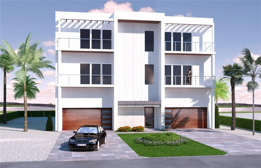 Floor Plan - Condo for sale at 266 S Polk Dr #202, Sarasota, FL 34236 - MLS Number is A4205713