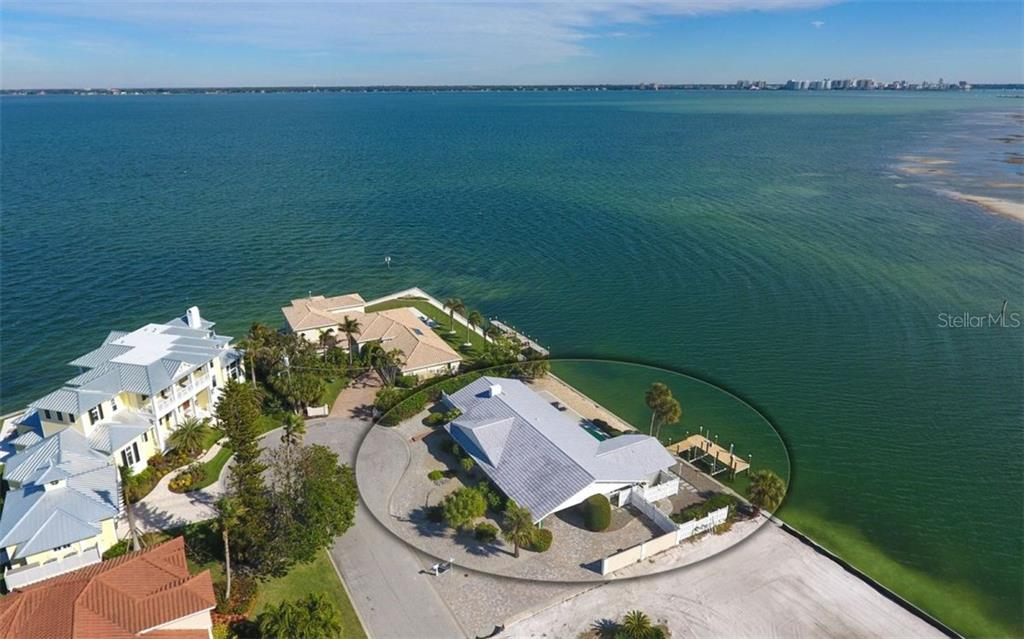 Survey - Single Family Home for sale at 656 Halyard Ln, Longboat Key, FL 34228 - MLS Number is A4206037