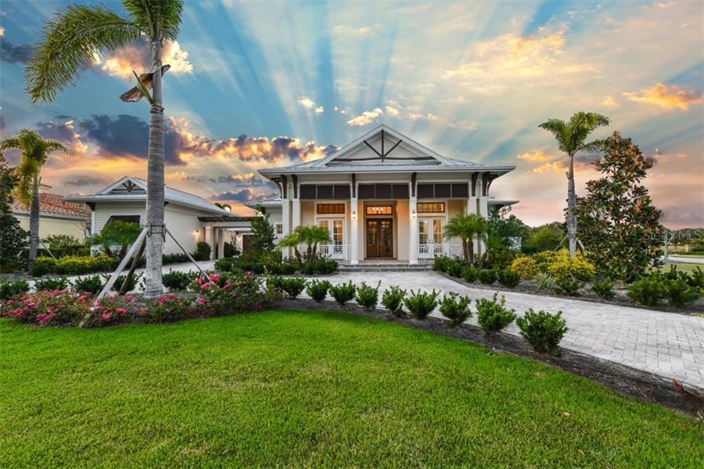 Casa Unifamiliar por un Venta en 15903 Clearlake Ave 15903 Clearlake Ave Lakewood Ranch, Florida,34202 Estados Unidos