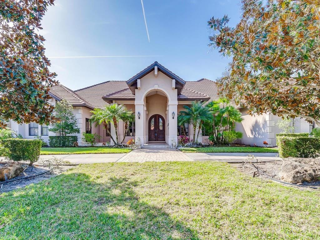 단독 가정 주택 용 매매 에 7715 Donald Ross Rd W 7715 Donald Ross Rd W Sarasota, 플로리다,34240 미국