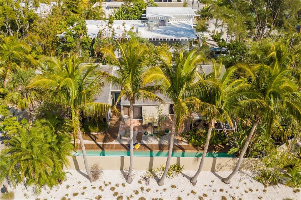 Maison unifamiliale pour l Vente à 1100 Westway Dr 1100 Westway Dr Sarasota, Florida,34236 États-Unis