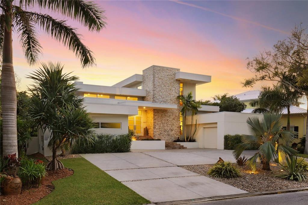 Casa Unifamiliar por un Venta en 1347 Harbor Dr 1347 Harbor Dr Sarasota, Florida,34239 Estados Unidos