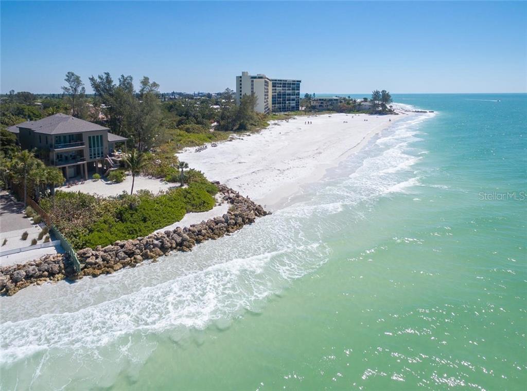 단독 가정 주택 용 매매 에 16 Sandy Hook Rd S 16 Sandy Hook Rd S Sarasota, 플로리다,34242 미국