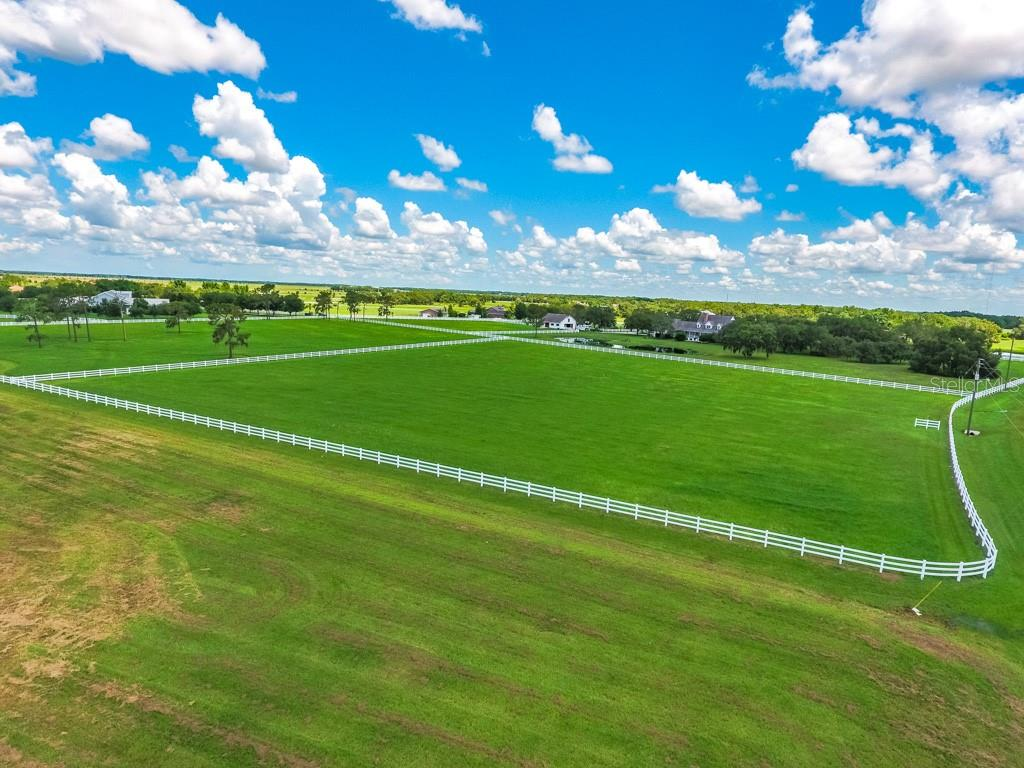 White Perimeter Fencing throughout - Vacant Land for sale at Address Withheld, Sarasota, FL 34240 - MLS Number is A4408612