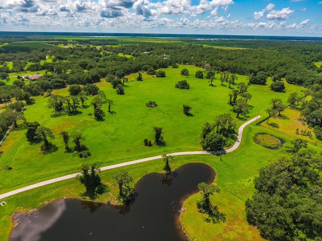 Lot 4 - Note all of the Privacy and Mature Trees - Vacant Land for sale at Address Withheld, Sarasota, FL 34240 - MLS Number is A4408612