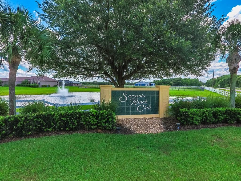 Sarasota Ranch Club - Vacant Land for sale at Address Withheld, Sarasota, FL 34240 - MLS Number is A4408612