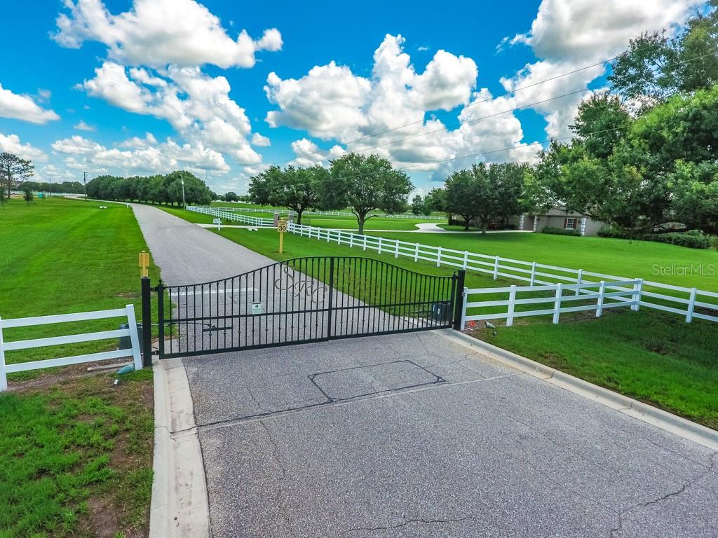 SRC has Gated Entries into the community - Vacant Land for sale at Address Withheld, Sarasota, FL 34240 - MLS Number is A4408612