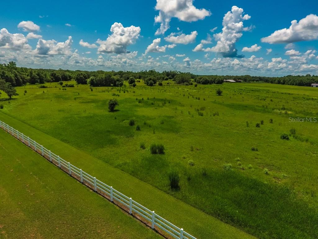 Lot 30 - very flat and very dry - Just add Your Dream Home, a long tree'd driveway and maybe a pond? - Vacant Land for sale at Address Withheld, Sarasota, FL 34240 - MLS Number is A4408612