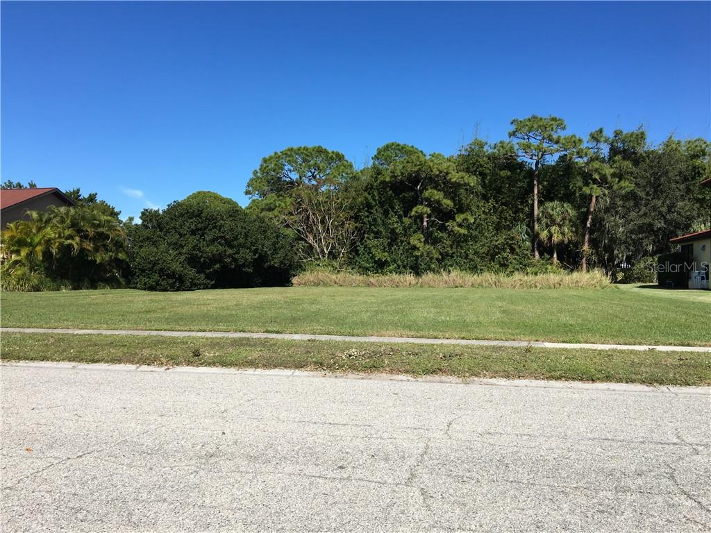 Entrance to Sorrento Woods - Vacant Land for sale at 1439 Vermeer Dr, Nokomis, FL 34275 - MLS Number is A4419612