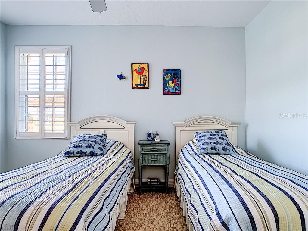 Guest bedroom - everyone welcome! - Condo for sale at 9453 Discovery Ter #201c, Bradenton, FL 34212 - MLS Number is A4423314
