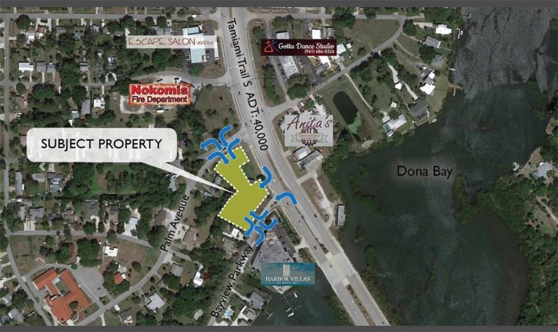 Property Brochure - Vacant Land for sale at 498 Tamiami Trl S, Nokomis, FL 34275 - MLS Number is A4423921