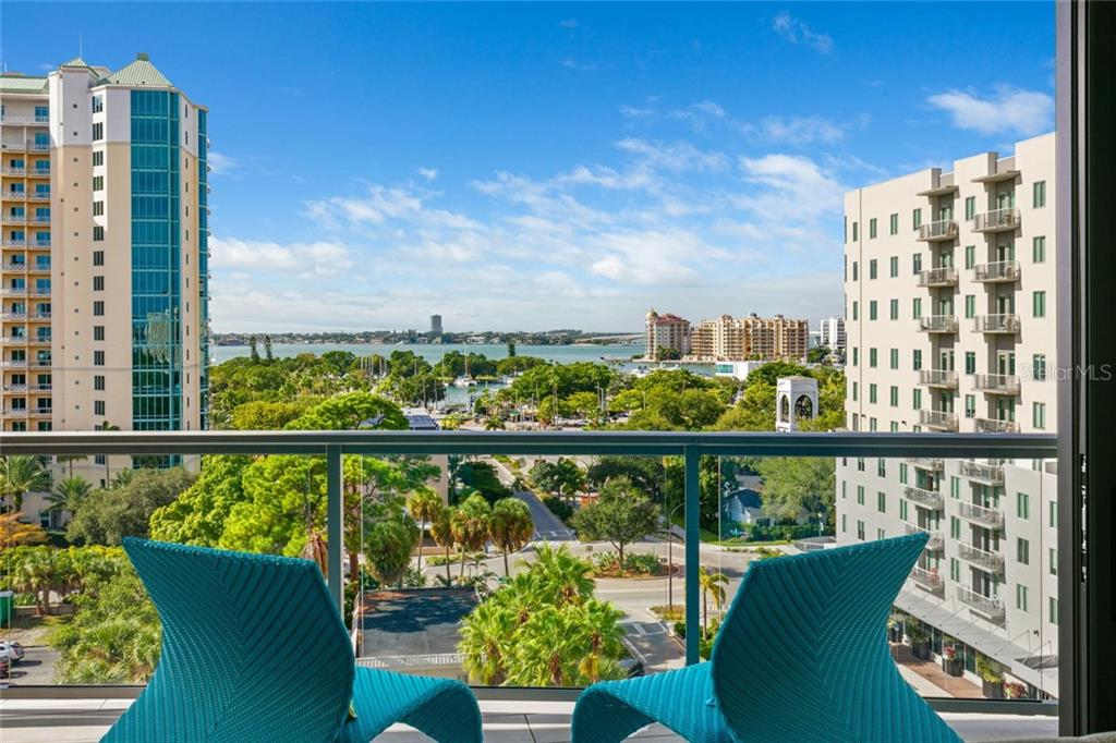 Condo for sale at 300 S Pineapple Ave #701, Sarasota, FL 34236 - MLS Number is A4424550