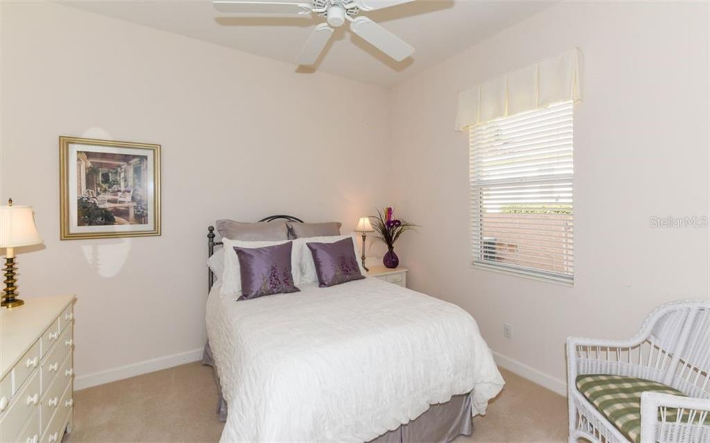 One of 2 lovely guest rooms! - Single Family Home for sale at 8473 Eagle Preserve Way, Sarasota, FL 34241 - MLS Number is A4425945
