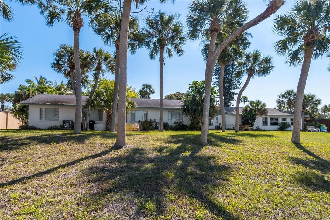 8 Rentals on property provide income for project during design and permiting - Vacant Land for sale at 1649 Bayshore Rd, Nokomis, FL 34275 - MLS Number is A4426786