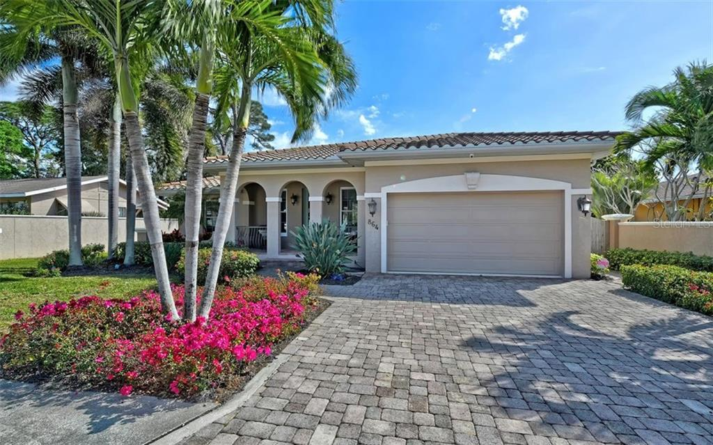 Survey - Single Family Home for sale at 864 Highland St, Sarasota, FL 34234 - MLS Number is A4427081