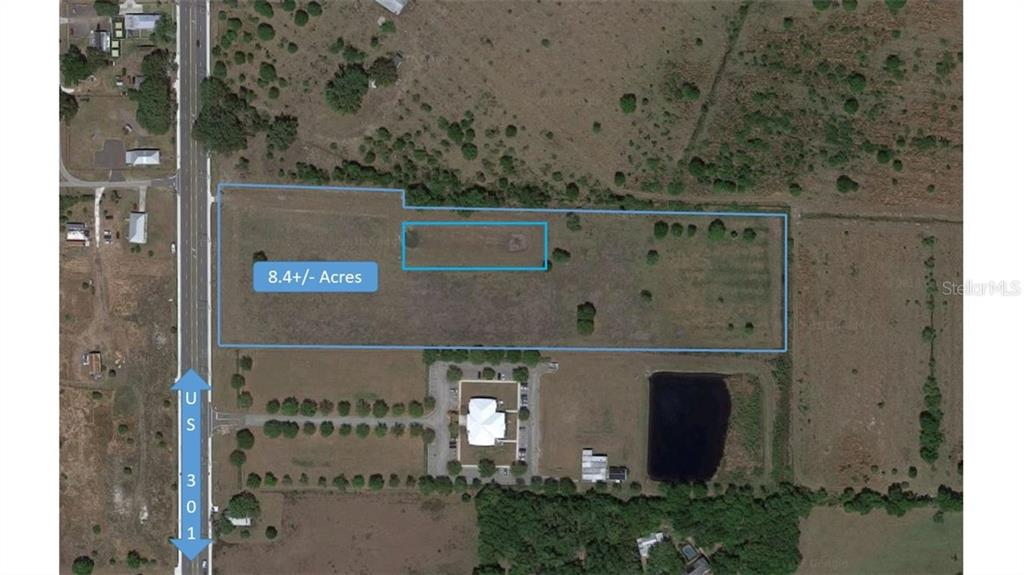 Vacant Land for sale at 12275 Us Highway 301 N, Parrish, FL 34219 - MLS Number is A4428461