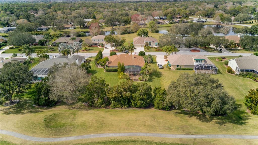 On the sixth hole of the beautiful River Club Golf Course - Single Family Home for sale at 6321 W Glen Abbey Ln E, Bradenton, FL 34202 - MLS Number is A4429610