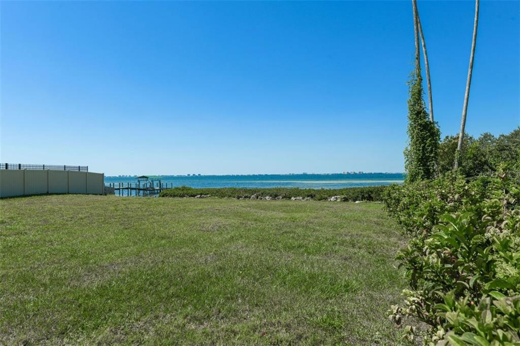 Right around the corner is one of five dead end streets in Whitfield Estates that access Sarasota Bay. - Single Family Home for sale at 7727 Westmoreland Dr, Sarasota, FL 34243 - MLS Number is A4430900
