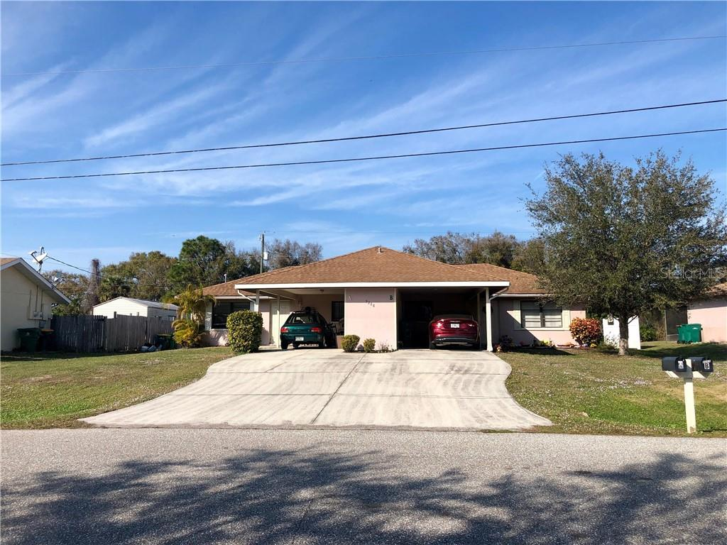 Sellers Property Disclosure - Duplex/Triplex for sale at 9288 Anita Ave, Englewood, FL 34224 - MLS Number is A4432447