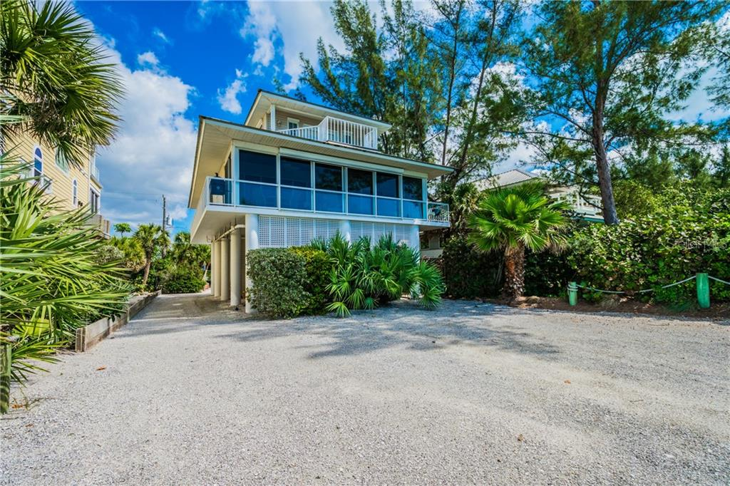 Boundary Survey - Single Family Home for sale at 9225 Blind Pass Rd, Sarasota, FL 34242 - MLS Number is A4438072