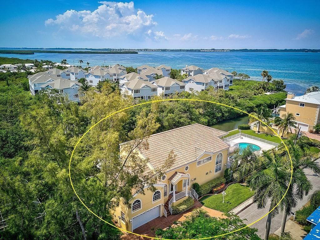 Disclosures - Single Family Home for sale at 811 Jungle Queen Way, Longboat Key, FL 34228 - MLS Number is A4438987