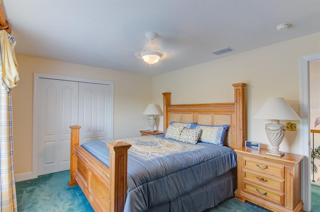 2nd Floor Guest Bedroom - Single Family Home for sale at 811 Jungle Queen Way, Longboat Key, FL 34228 - MLS Number is A4438987