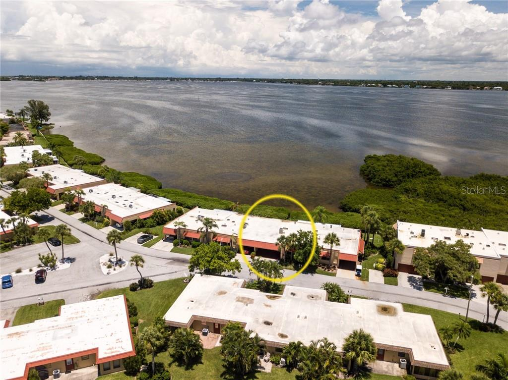 Palma Sola Harbour, a gated, waterfront community. - Condo for sale at 4001 Catalina Dr, Bradenton, FL 34210 - MLS Number is A4443126