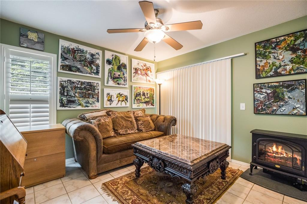 4th Bedroom on Main level - Single Family Home for sale at 128 41st Cir E, Bradenton, FL 34208 - MLS Number is A4443779