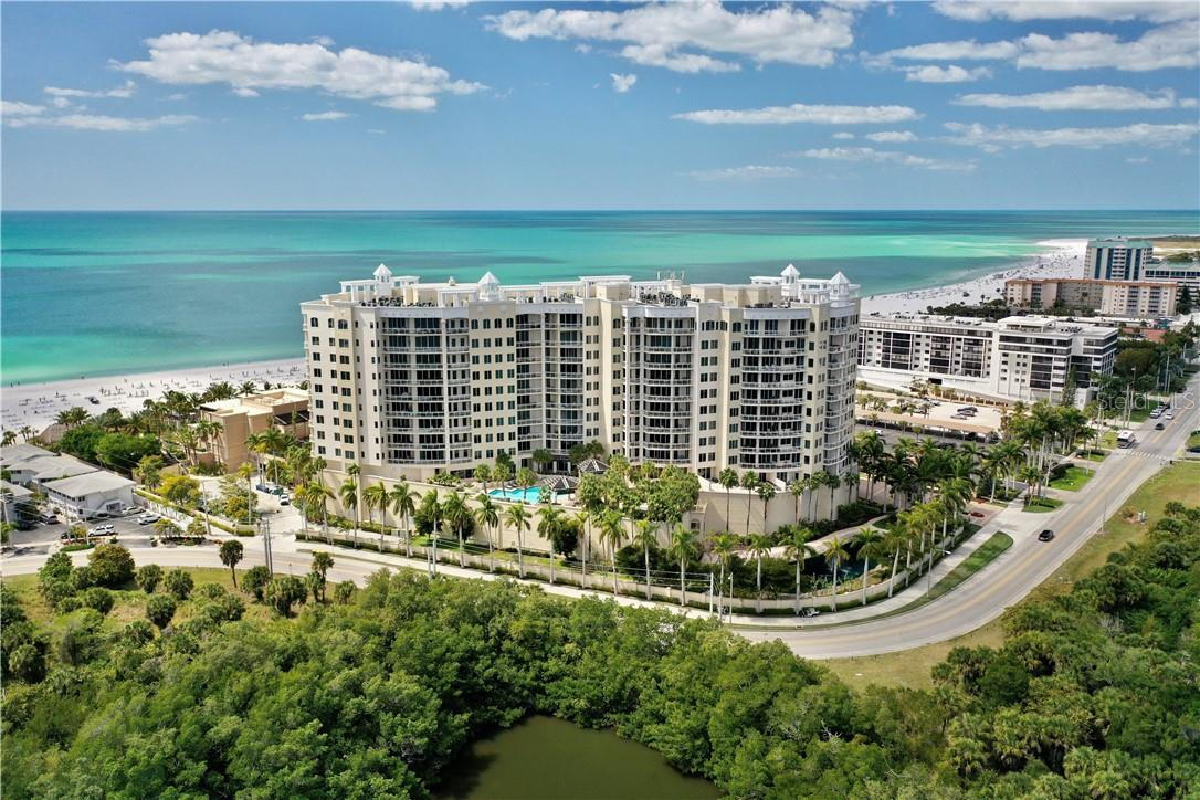 The Beach Residences - Condo for sale at 1300 Benjamin Franklin Dr #606, Sarasota, FL 34236 - MLS Number is A4445110