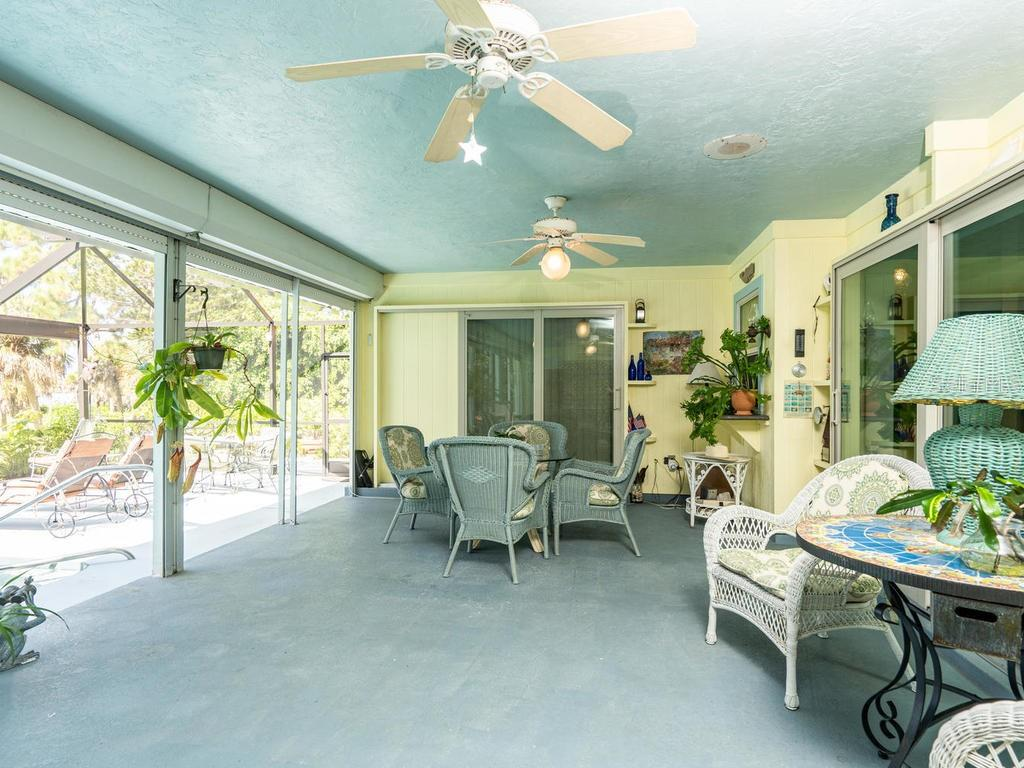 Lots of space for entertaining - Single Family Home for sale at 1716 Bayshore Dr, Englewood, FL 34223 - MLS Number is A4445961