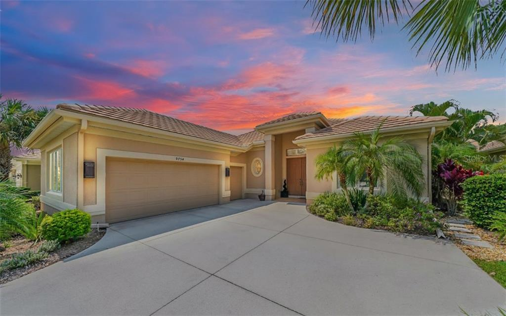 Floor Plan - Single Family Home for sale at 9754 51st Ter E, Bradenton, FL 34211 - MLS Number is A4446543