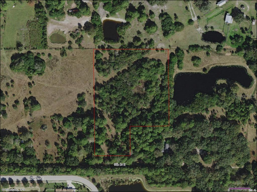 5 ACRE PARCEL - Vacant Land for sale at 15057 16th Dr E, Bradenton, FL 34212 - MLS Number is A4447341