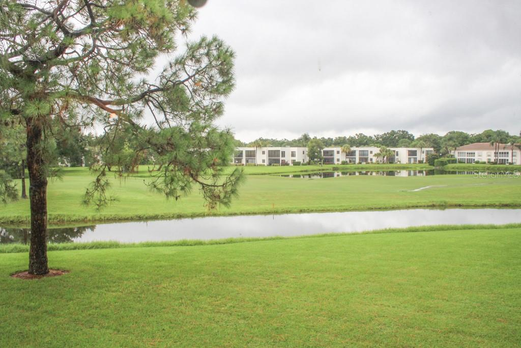 Views of water and golf course - Condo for sale at 5131 Willow Links #10, Sarasota, FL 34235 - MLS Number is A4447477